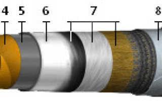 Высоковольтный кабель марки ААБл – особенности и характеристики