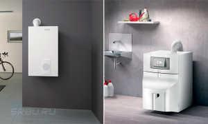 Газовый котел: какой выбрать для дома, настенный или напольный?