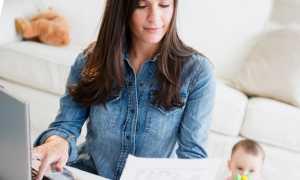 Идеи для заработка в декрете на дому