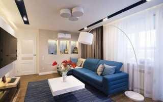 Как выбрать шторы для низких потолков и визуально сделать комнату выше
