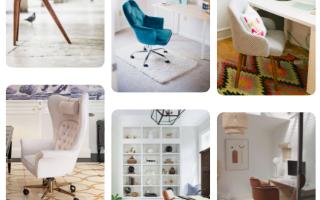 Домашний офис: несколько хитростей для устройства домашнего офиса