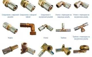 Зачем нужны компрессионные фитинги, как правильно их выбрать и установить на трубу?