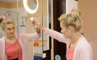 6 хитростей против запотевания зеркала в ванной