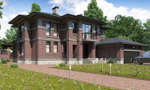 Архив проектов домов, коттеджей, бань