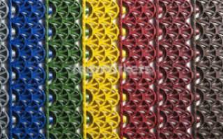 Грязезащитные напольные покрытия