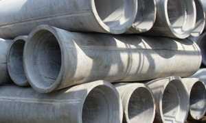 Железобетонные трубы в канаву: б у, дымовые, 400, видео-инструкция по монтажу своими руками, фото и цена