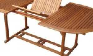 Деревянные овальные столы: выбор конструкции, изготовление и декорирование, сборка
