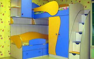 Детская комната своими руками: выбор мебели, света и расцветок