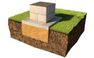 Как выбрать фундамент для дачного домика