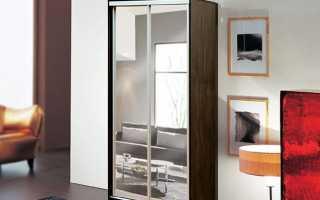 Зеркальный шкаф-купе и его особенности