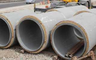 ГОСТ 6482 88 – основа производства железобетонных безнапорных труб