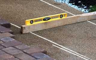 Гидроизоляция под тротуарную плитку