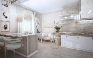 Дизайн квартиры-студии 40 кв. м. (69 фото): интерьер и планировка кухни-гостиной, проекты