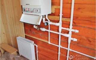 Все о системе отопления в деревянном доме