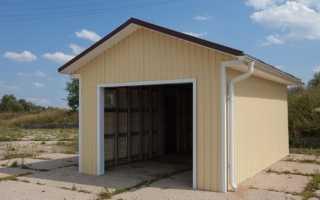 Виды гаражей для автомобиля: фото, какой лучше построить гараж – капитальный или временный