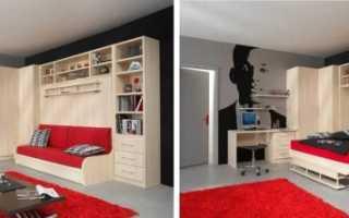 Как выбрать мебель-трансформер для маленьких квартир?