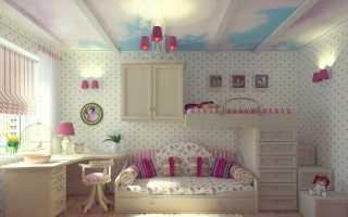 Диван для девочки (52 фото): диван-кровать в детскую комнату, розовые и черные диванчики от 3 до 10 лет