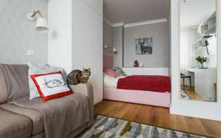 Дизайн однокомнатной квартиры площадью 33 кв. м (59 фото): как обставить интерьер однушки в современном стиле? Особенности ремонта