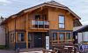 Дизайн частного дома для молодой семьи в Австрии