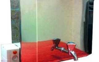 Дачный умывальник с подогревом: видео-инструкция по монтажу своими руками, особенности наливных изделий, с водонагревателем, бачков, цена, фото