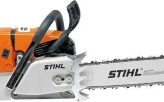 Stihl MS 660: характеристики бензопилы, инструкция по выбору и использованию, видео и фото