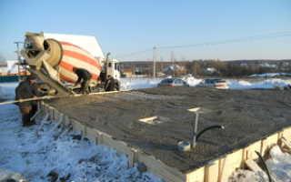 Добавки в раствор для повышения морозостойкости бетона: общая информация, правильное применение