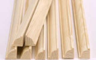 Деревянные штапики: инструкция по монтажу своими руками, особенности