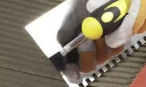 Двухкомпонентный клей для плитки: свойства, состав, лучшие марки, техника укладки