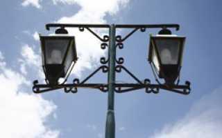 Дистанционное управление уличным освещением – современные способы