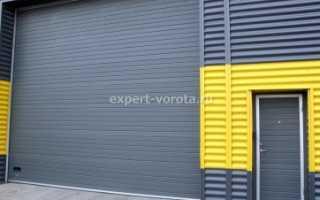 Автоматические ворота для гаража: подъемные, секционные, распашные, откатные, рулонные