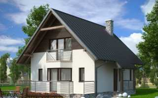 Деревянные дачные дома с мансардой из бруса: видео-инструкция по строительству своими руками, обустройство ванной комнаты, проекты садового домика размерами 6х8, фото и цена