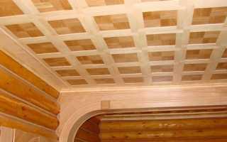 Делаем потолок из фанеры в деревянном доме — советы по отделке