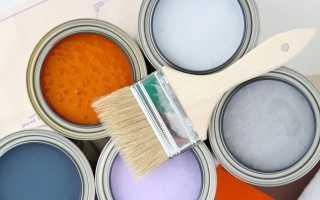 Всё о поливинилацетатной краске: достоинства и недостатки, ГОСТ и цена. Разница между ПВА водоэмульсионной и дисперсионной краской