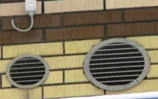 Вентиляция в загородном доме, системы кондиционирования