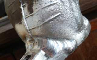 Аргоновая сварка алюминия