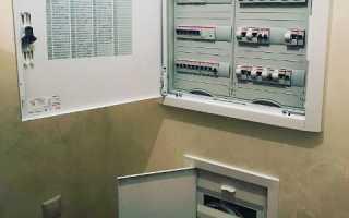 Виды этажных щитов, их характеристики и применение : описание и особености, фото