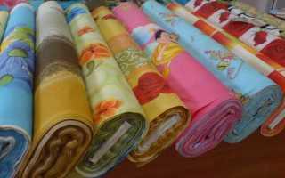 Выбор постельного белья из бязи: виды, плотность, характеристики
