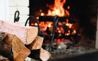 Декоративные дрова для камина: виды аксессуаров и эстетика дизайна