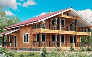 Деревянные дома: некоторые аспекты их выбора