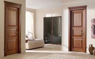 Двери гост 6629 88: основные требования