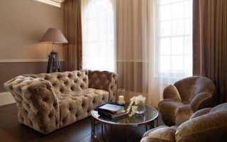 Интерьер в коричневых цветах: идеальное оформления жилища 180 фото