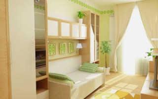 Дизайн небольшой комнаты (36 фото): особенности оформления помещения и устройства кабинета