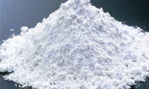 Белила и известь пушонка – природный белый цвет