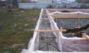 Армированный пояс для деревяных перекрытий