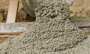 Документ о качестве бетонной смеси образец заполнения