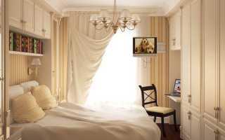 Выбор мебели для маленькой спальни