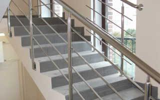 Госты и СНиПы на лестничные ограждения: виды и устройство