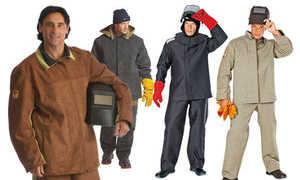Как выбрать хороший костюм сварщика: состав и виды