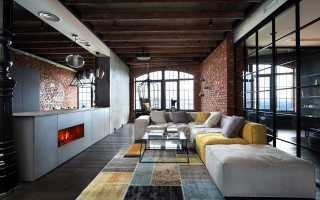 Scandi и loft – два стиля, которые стоит сочетать