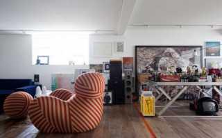 Дом-студия: преимущества, недостатки и правила оформления интерьера